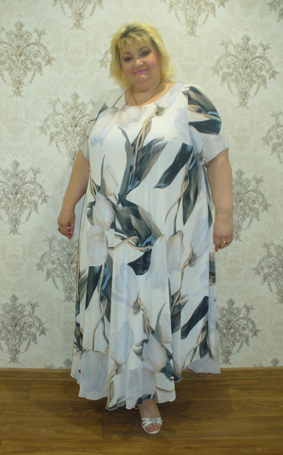 Отзыв о платье 6664