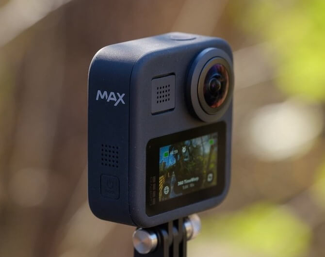 Rechargeable Battery для GoPro MAX ACBAT-001