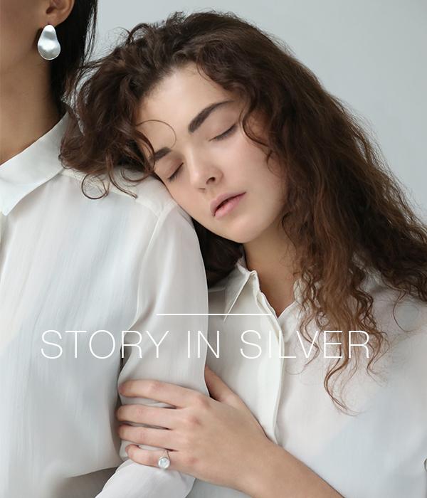 Вдохновляющая подборка - STORY IN SILVER