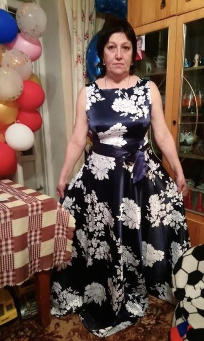 Отзыв о платье 5542/26