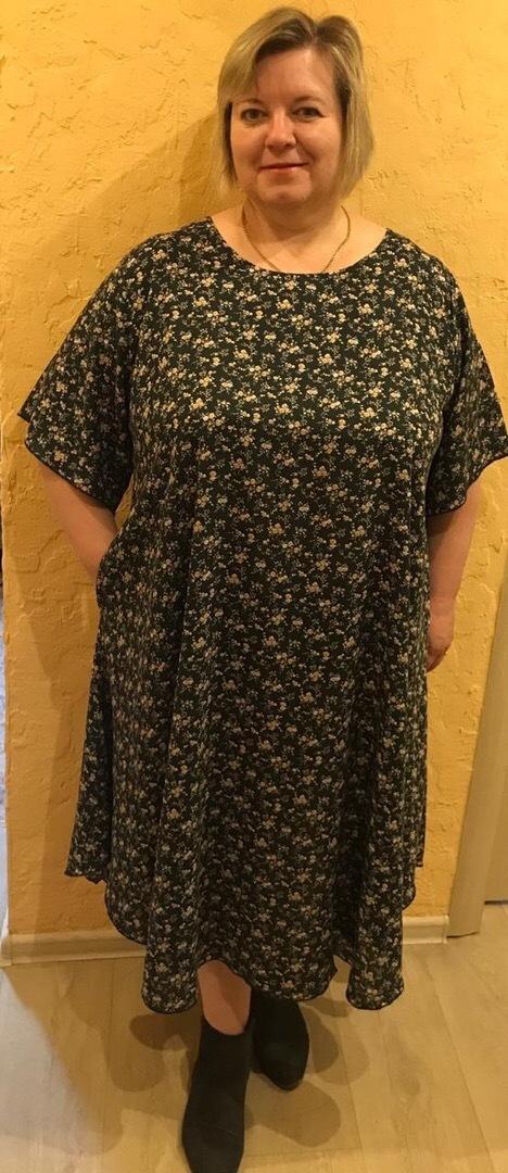 Отзыв о платье (нет на сайте 178)