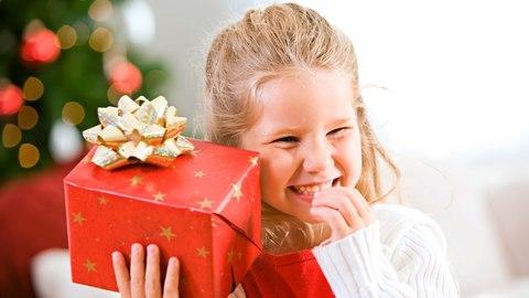 ТОП 5 необычных подарков для ребенка