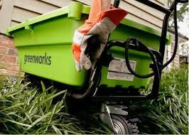 10 преимуществ садовой техники GreenWorks