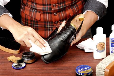 Рекомендации по уходу за обувью