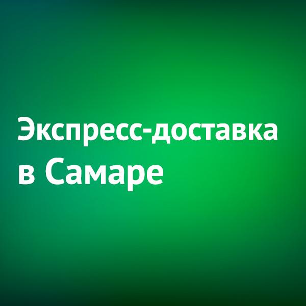 Доступна Экспресс-доставка в Самаре