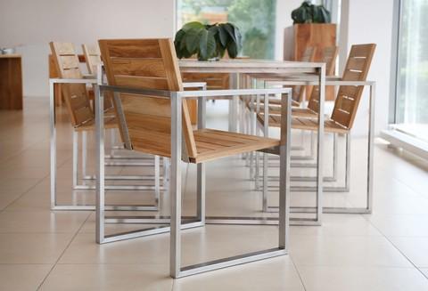 TRIF-MEBEL | Wooden Terrace Furniture Sets