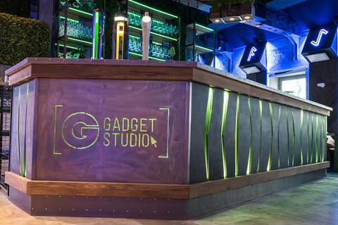 Ресторан Gadget Studio