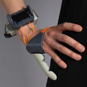 Шестипалая рука для человека будущего