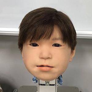 Японцы работают над взглядом робота