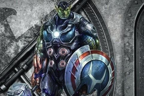 Кто из Мстителей самозванец и может быть Скруллом?