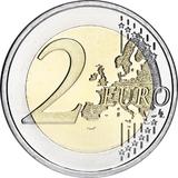 Поступление монет 2 евро 2017 года