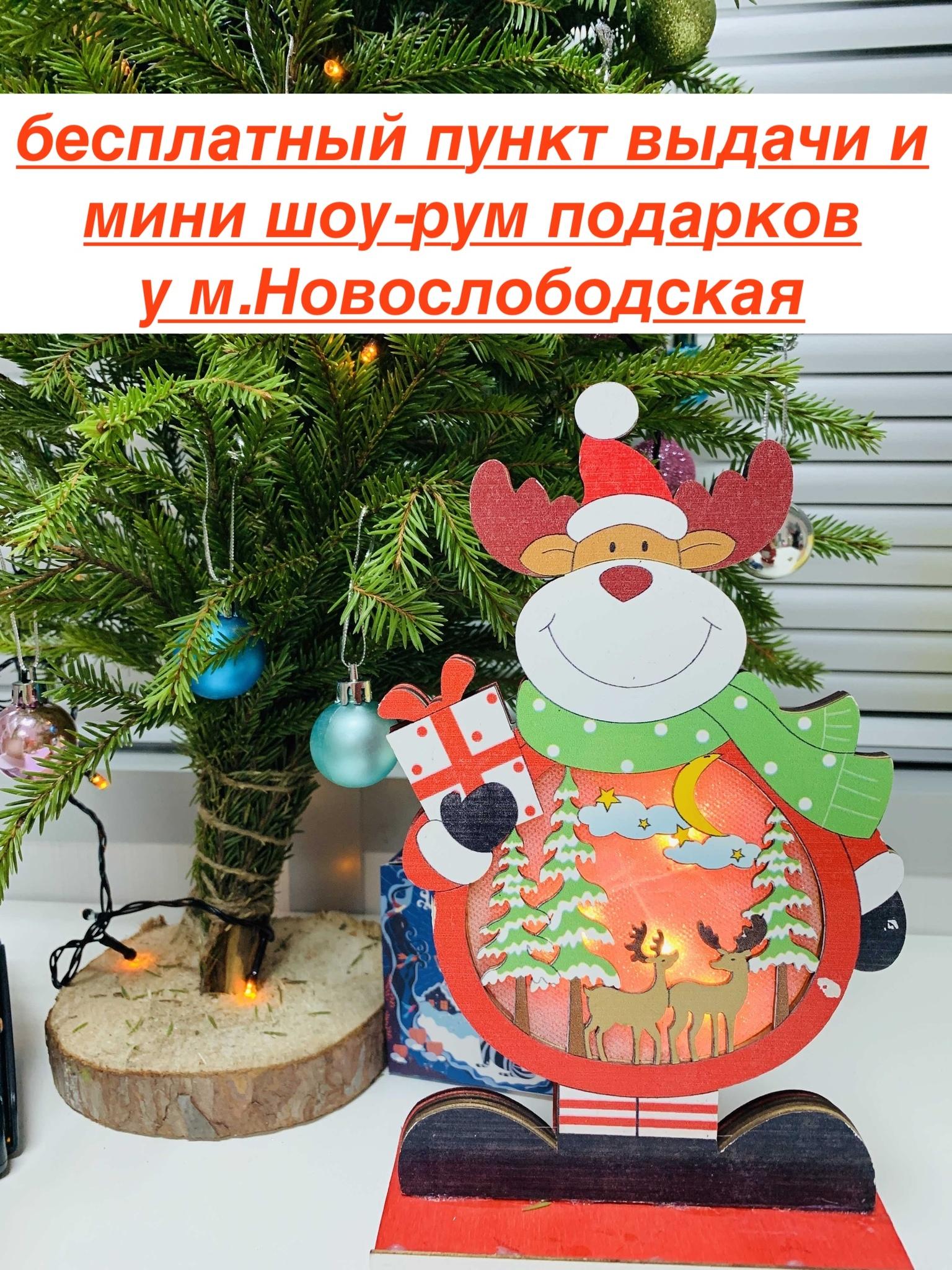 Новогодние подарки, гирлянды и символы года для Вас!