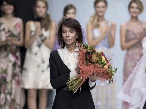 Показ коллекции prêt-`a- porte весна-лето 2018.