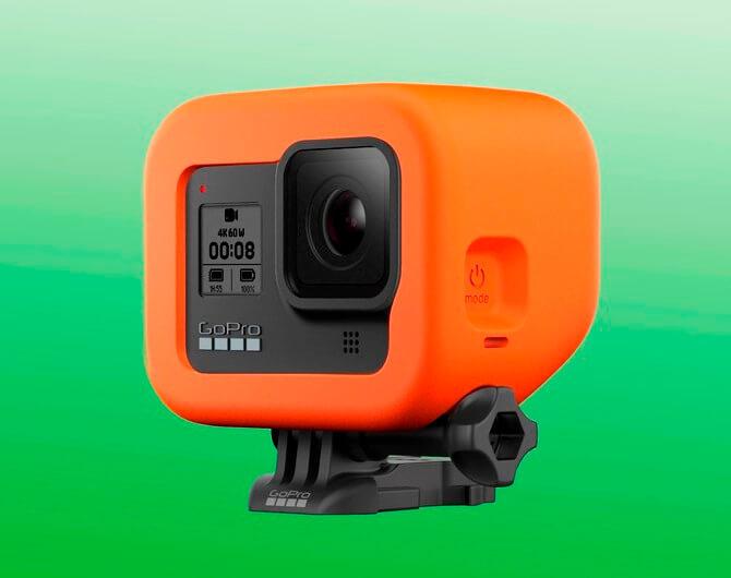 Поплавок для камеры GoPro Floaty HERO8