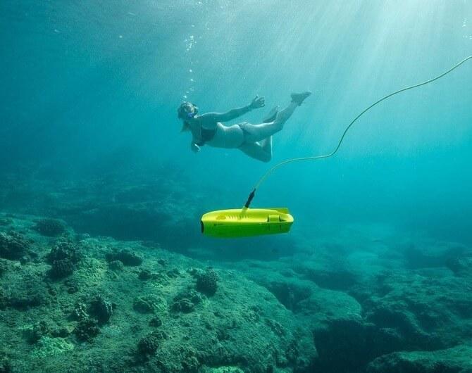 Как выбрать подводный дрон