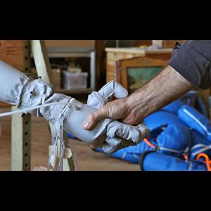 Надувные роботы для НАСА от Breeze Automation