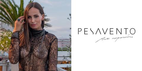 Фотомодель Aldy выбрала украшения от Pesavento