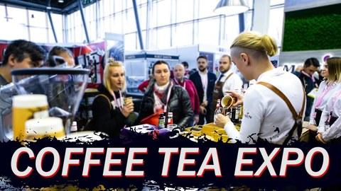 Coffee Tea Expo 2020: Кофе в Банке, Арсений Кузнецов и Другие