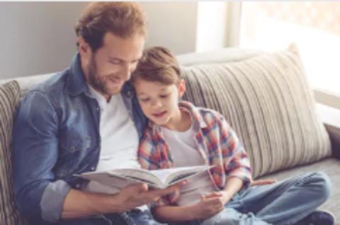 Что и как читать ребёнку?