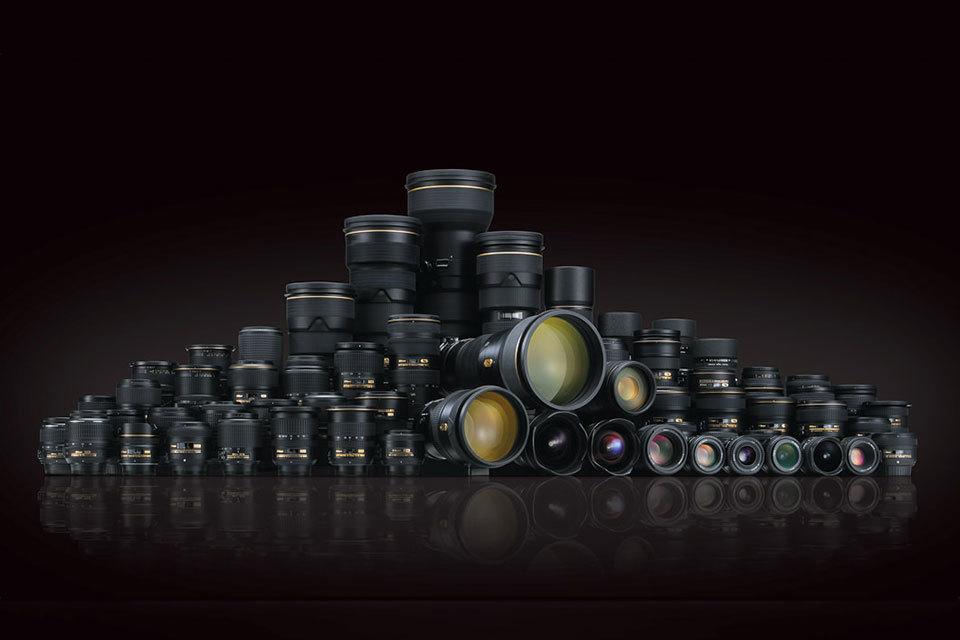 Nikon выпустила 110 миллионов объективов NIKKOR