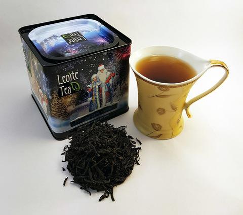 Новогодний чай