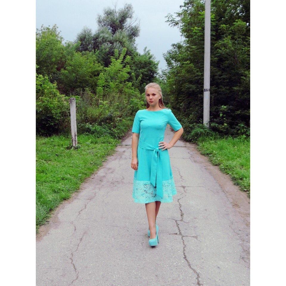 Отзыв о платье 4435