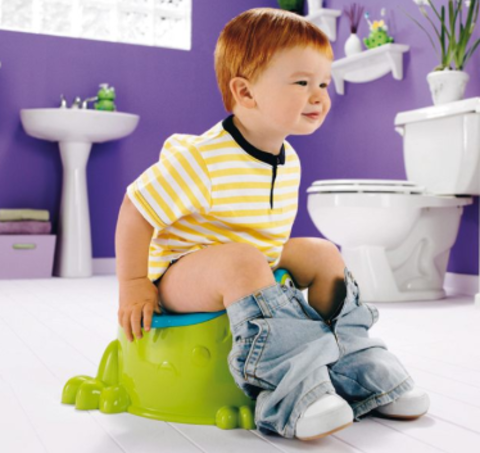 Возьмут ли ребенка в садик, если он не приучен к горшку?