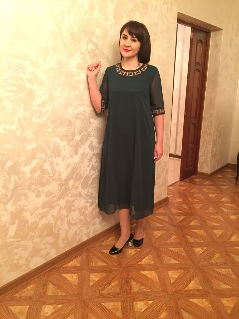 Отзыв о платье 3562