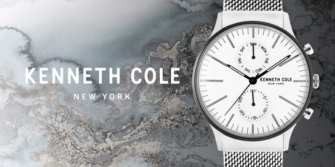 Минималистичная классика от Kenneth Cole