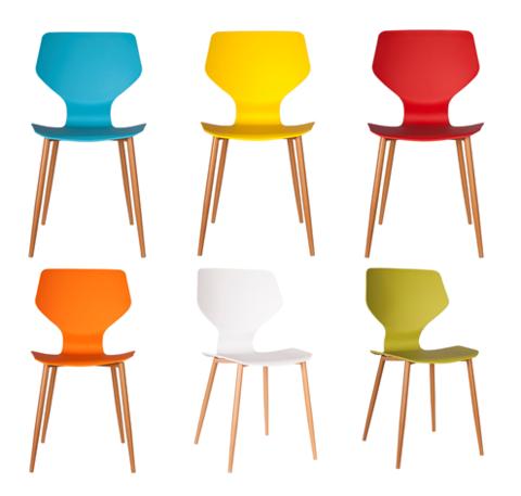 Хит сезона-популярный стул для кафе FUN-X