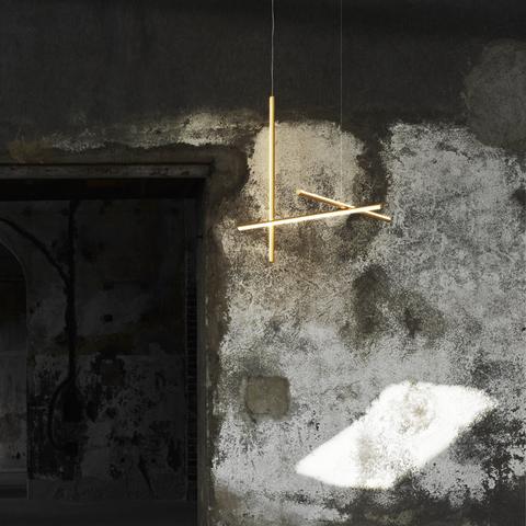 Ориентация в пространстве: проект Coordinates от Michael Anastassiades и Flos
