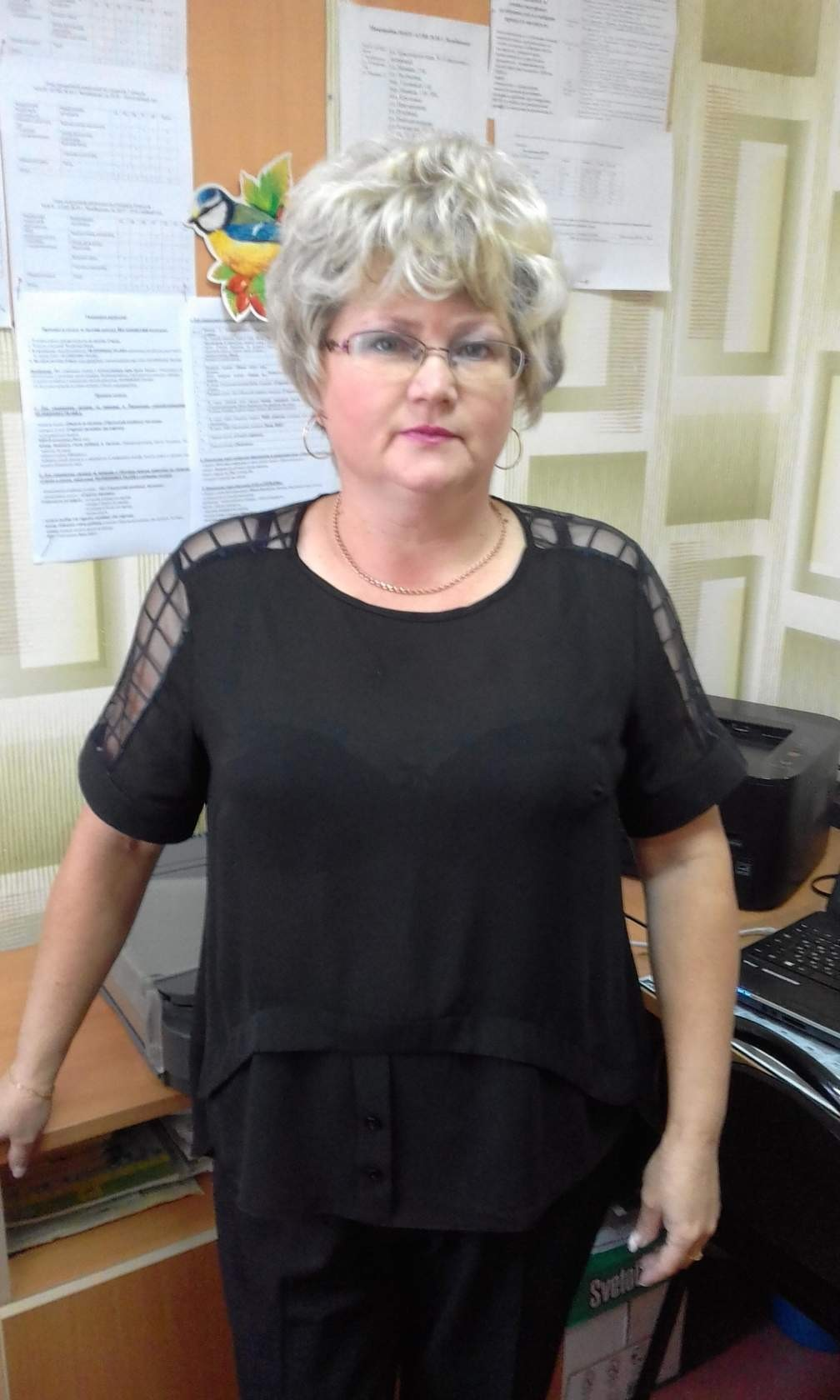 Отзыв о блузке 4601