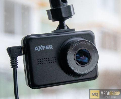 Обзор AXPER Flat. Видеорегистратор с двумя вариантами крепления