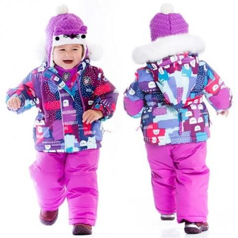 Детская одежда Deux Par Deux (Канада)