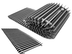«Ровен» расширила линейку напольных решеток для воздухораспределителей