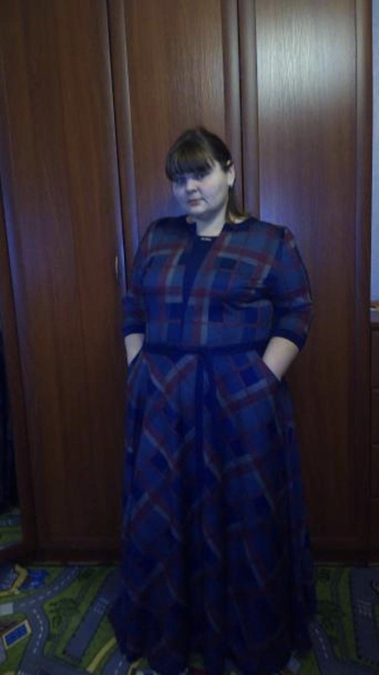 Отзыв о платье 4003