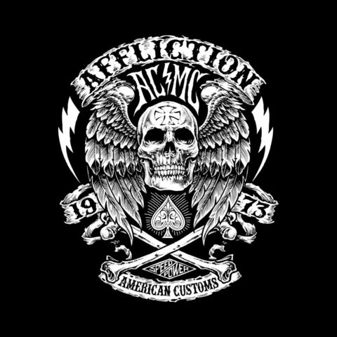 Одежда марки Affliction