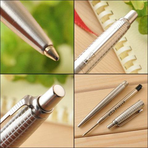 Шариковые ручки Parker: пишем часто, пишем много