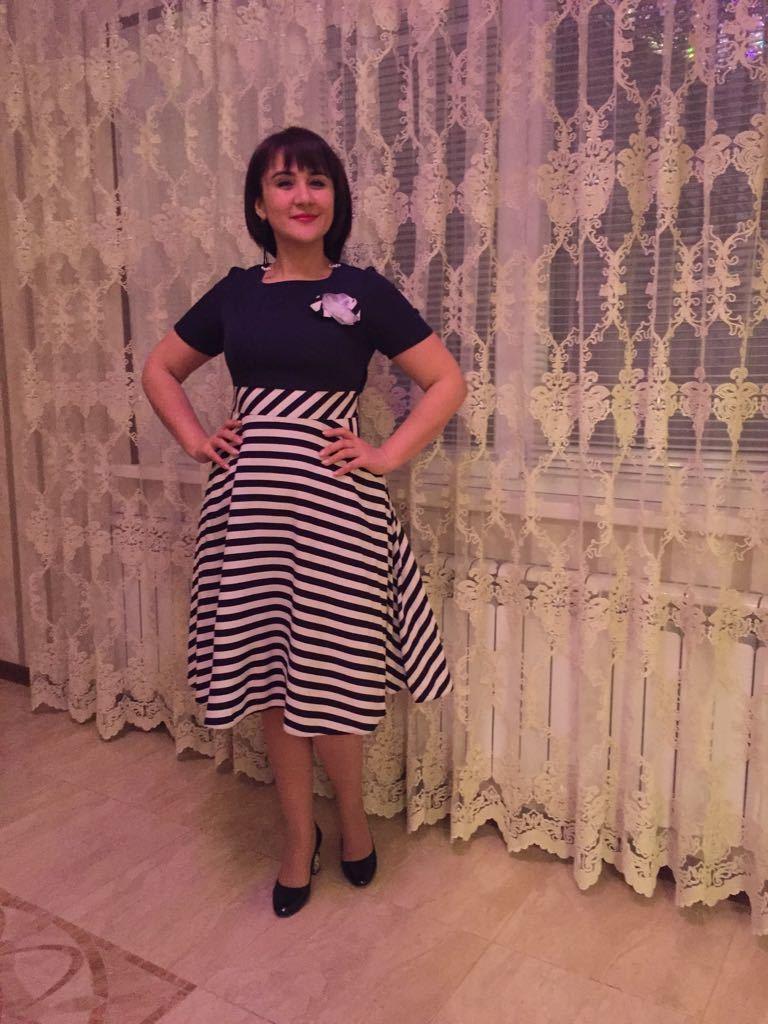 Отзыв о платье 4440
