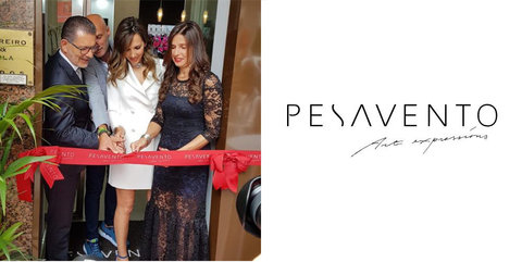 Открытие монобрендового бутика PESAVENTO в Испании