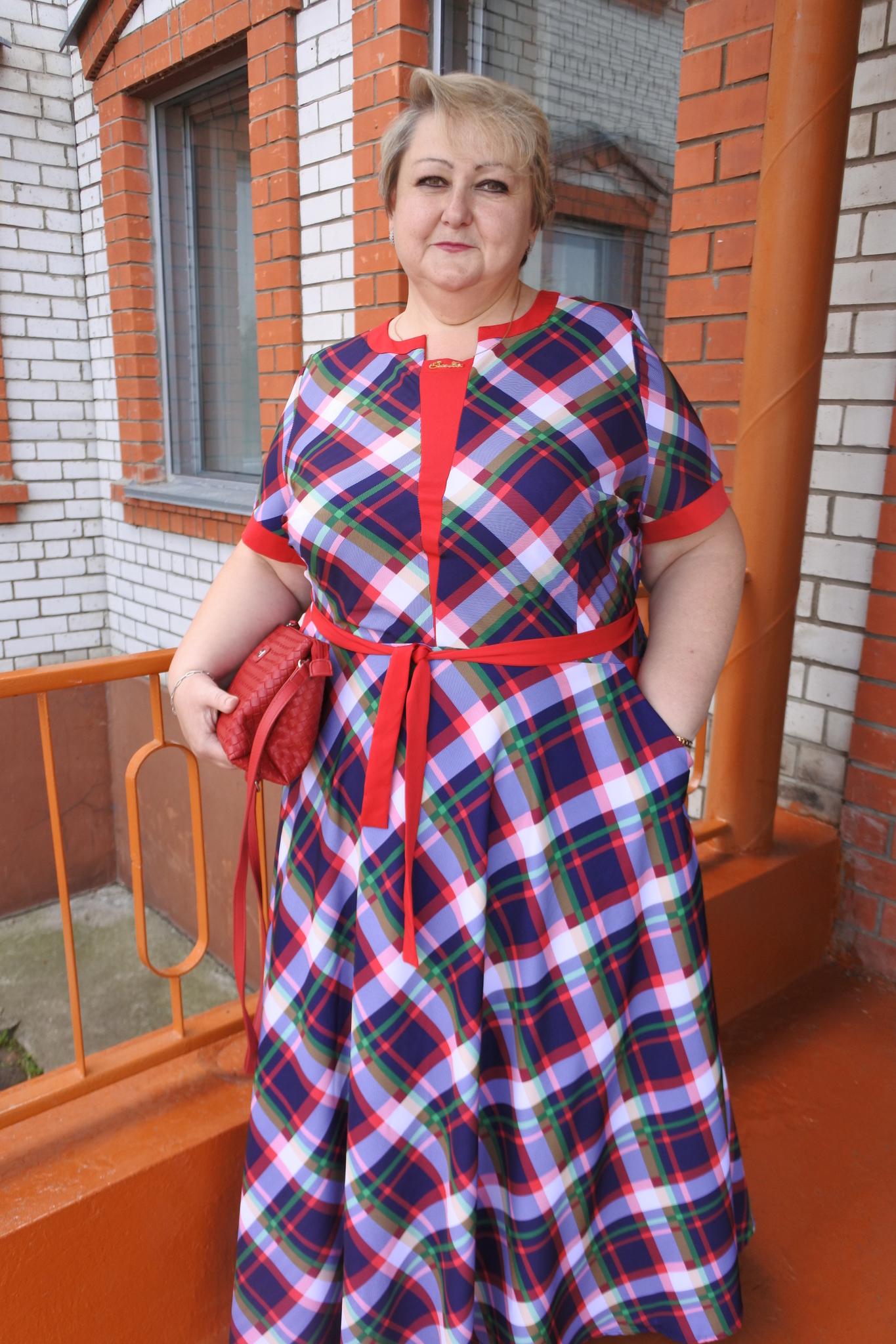 Отзыв о платье (нет на сайте 73)