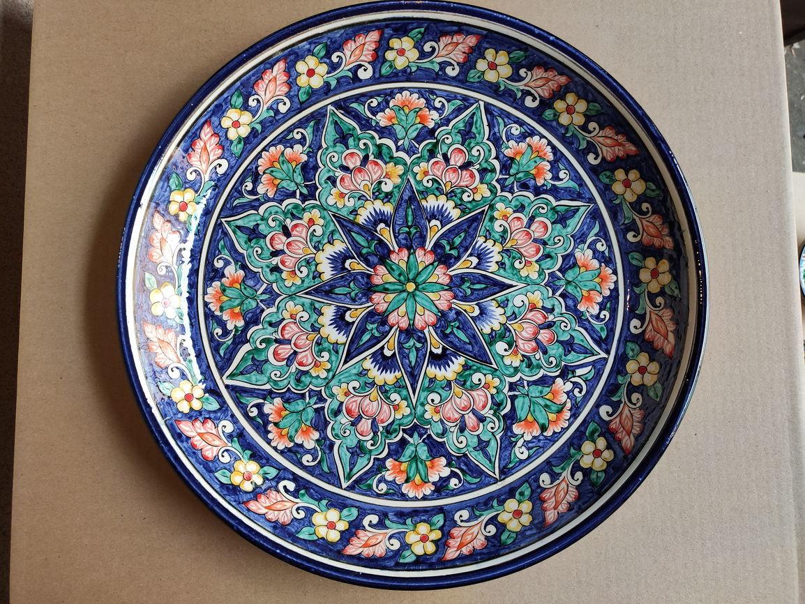 Новая поставка узбекской керамики