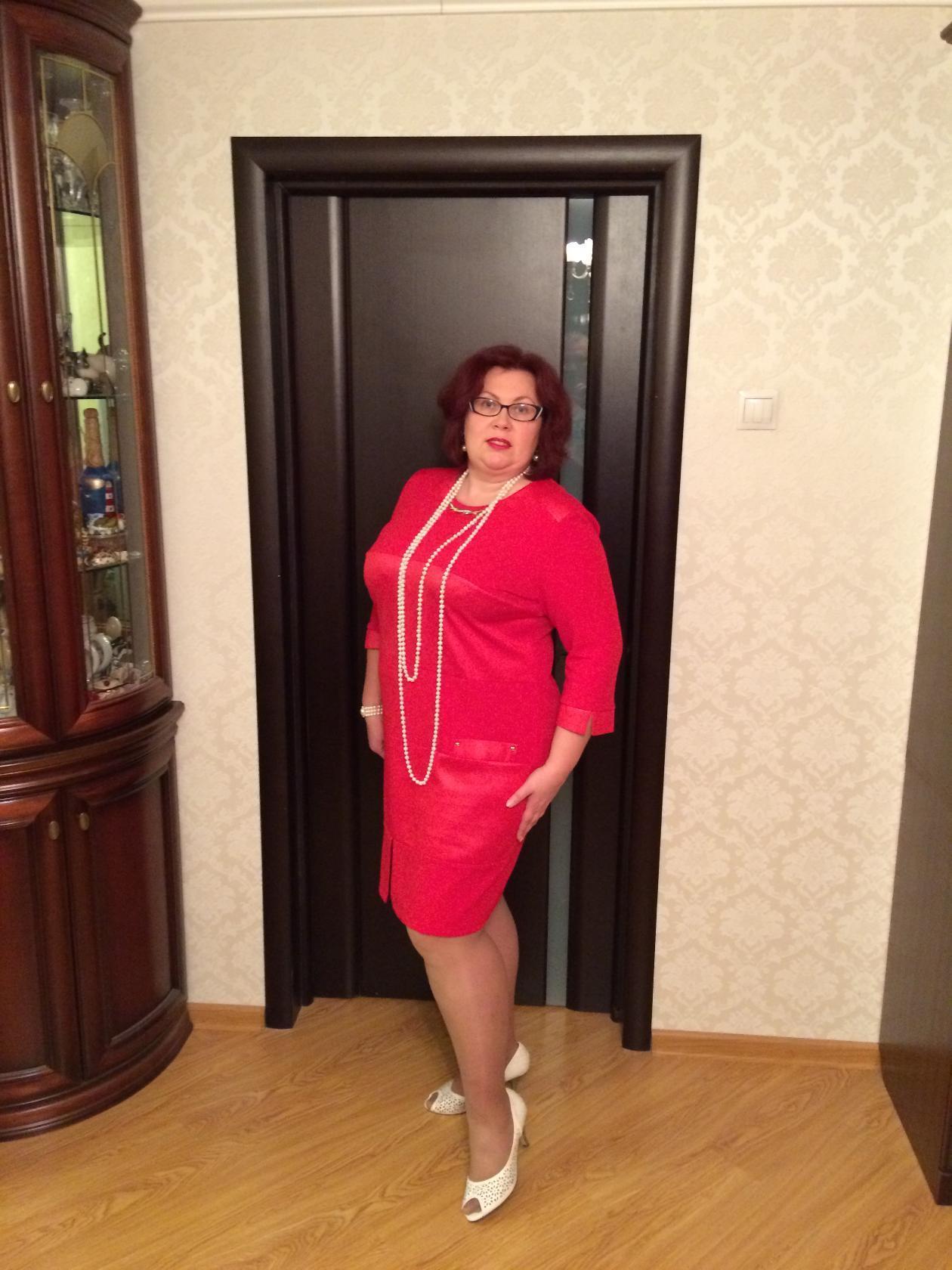 Отзыв о платье (нет на сайте 22)