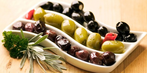 Чем полезны Греческие оливки