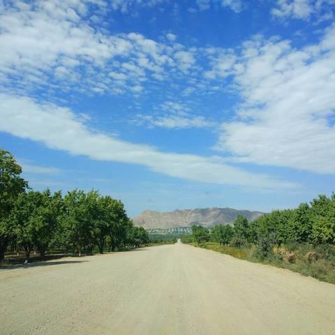 По пути в Таджикистан