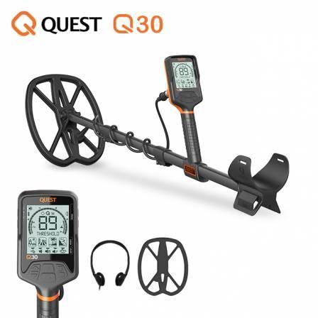 Металлоискатели Квест - Q30