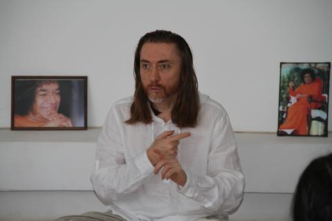 Имрам Крийя - йога, ноябрь 2018