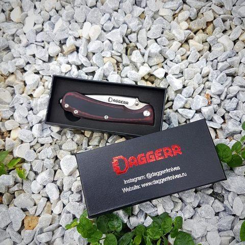 Тест Daggerr Urban 2 на рез ножа