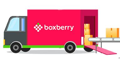 Теперь мы пользуется Boxberry