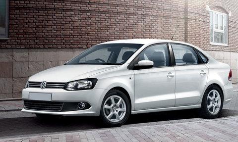 Volkswagen Polo - комфорт на каждый день